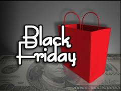 Black Friday (Red bag)
