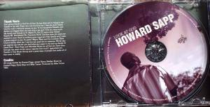 Howard Sapp CD cover